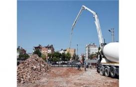 Kepez'de Yeni Cami'nin temeli atıldı!