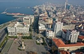 İzmir Konak'ta 40 milyon TL'ye icradan satılık iş hanı!