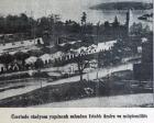 1939 yılında İnönü Stadyumu için ayrılan saha dar geliyor!
