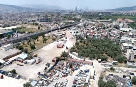 İzmir Büyükşehir'den 600 bin TL'lik kamulaştırma!