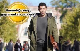 Kenan İmirzalıoğlu diziden aldı villaya yatırdı!