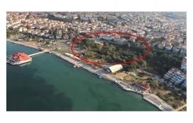 Büyükçekmece Albatros Parkı'na otel yapılması mecliste reddedildi!