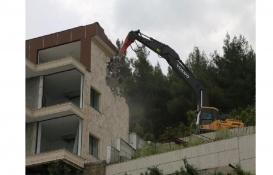 Çevre ve Şehircilik Bakanlığı Muğla'da 138 kaçak yapıyı yıktı!