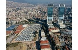İzmir'deki geçici barınma merkezi depremzedeleri ağırlamaya başladı!