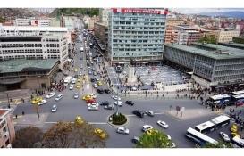 Ankara Ulus İş Hanı'nda 300 dükkanın 240'ı kapandı!