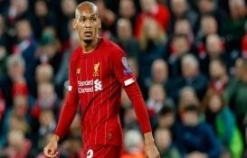 Liverpoollu Fabinho'nun evine hırsız girdi!