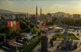 Kayseri Melikgazi'de 25.6 milyon TL'ye satılık 6 arsa!