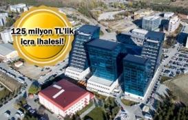 Hacettepe Teknokent 125 milyon TL'ye icradan satışta!