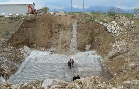 Antalya Elmalı Bayralar'a yeni köprü!