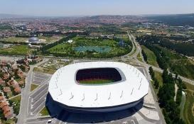Eskişehir İMO'dan Eskişehir Stadyumu açıklaması!