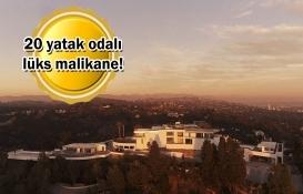 Los Angeles'ın en lüks evi 500 milyon dolara satılıyor!