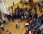 Melikgazi Belediyesi TOKİ bölgesinde spor salonu yaptı!