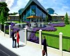 Malatya Merkez Spor Salonu'nun yüzde 95'i tamamlandı!