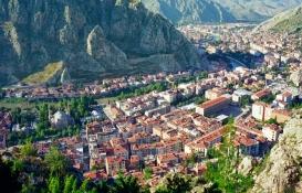 Türk Kızılayı Amasya'da kan bağış merkezi inşaatı yaptıracak!