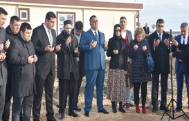 Tarsus Toplu Konut Projesi'nin temeli atıldı!