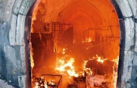 TİKA, Kerkük'teki tarihi çarşı için onarım raporu hazırladı!