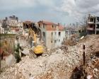 Fikirtepe'de 580 konutluk 2'nci etabın yıkımına başlandı!