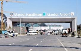Yeni havalimanının tabelasındaki isim, internette 2002'de alınmış!