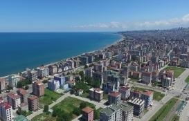 Samsun'da 18.7 milyon TL'ye satılık arsa!
