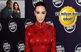Kim Kardashian, Kanye West'ten Hidden Hills'teki evi aldı!