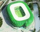 Bursa Timsah Arena'da
