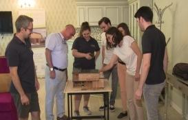 Türkiye'den 40 öğrenci Fas'ta 'akıllı ev' inşa edecek!