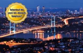 İstanbul'da binalara estetik