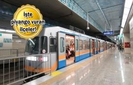 İstanbul'da 2021'de 5 yeni metro açılacak!