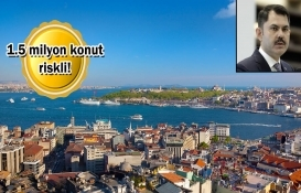 İstanbul'da 68 riskli alanda 117 bin konut dönüşüyor!