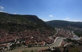 Amasya'nın 20 yıllık hayali çılgın proje hayata geçti!