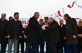 Sultangazi'de tapular dağıtıldı!