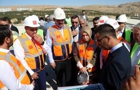 Murat Kurum: 140 köyden oluşan yerleşim alanı inşasıyla huzuru sağlayacağız!