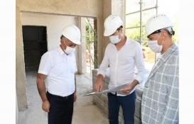 Antalya Muratpaşa'da 150 kişilik yeni huzurevi inşaatı!