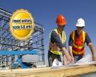 Türkiye'nin büyümesinde en çok katkıyı inşaat sektörü sağladı!