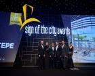Tahincioğlu, Sign of the City Awards'tan 2 ödül aldı!