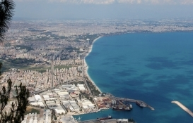Antalya Konyaaltı'nda 11.3 milyon TL'ye icradan satılık arsa!