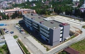Trabzon İnovasyon ve Biyoteknoloji Merkezi inşaatında son durum!
