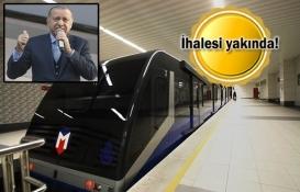 Esenboğa Havaalanı Metrosu'nun inşaatı başlıyor!