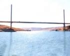 Türkiye'nin 4. büyük asma köprüsü bitiyor!
