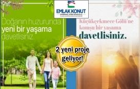 Emlak Konut GYO Çekmeköy ve Avcılar projeleri ön talep topluyor!