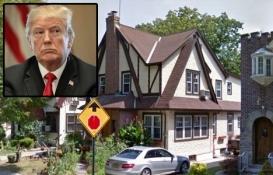 Donald Trump'ın doğduğu eve alıcı bulunamıyor!