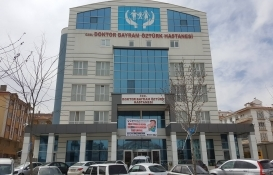 Pursaklar Bayram Öztürk Çocuk Hastanesi 18.3 milyon TL'ye icradan satılıyor!