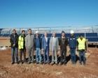Adıyaman Samsat Güneş Enerji Santrali'nde sona gelindi!