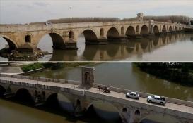 Meriç ve Tunca köprüleri restorasyona alınacak!