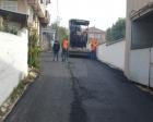 Çatalca Nakkaş Mahallesi'nin yolları asfaltlandı!