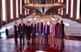 Şahinbey Kongre ve Kültür Merkezi Gaziantep'te açılacak!