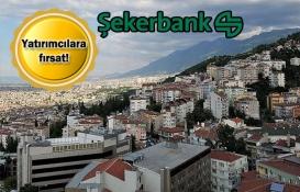Şekerbank'ın 399 gayrimenkulü 29 Mart'ta satışta!