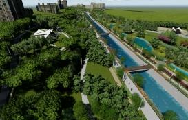 Kayaşehir, Millet Bahçesi ile daha çok yeşil!