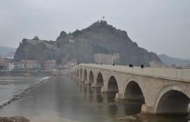 Çorum Koyunbaba Köprüsü restore edildi!