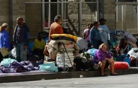 Los Angeles'ta evsizlerin sorunu çözülüyor mu?